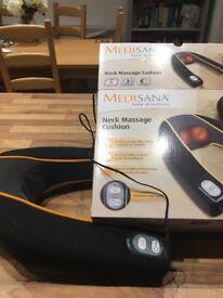 Medisana neck massage cushion