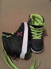 Wheelie trainers size 13