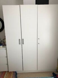 Ikea Wardrobe available for £5 pickup required
