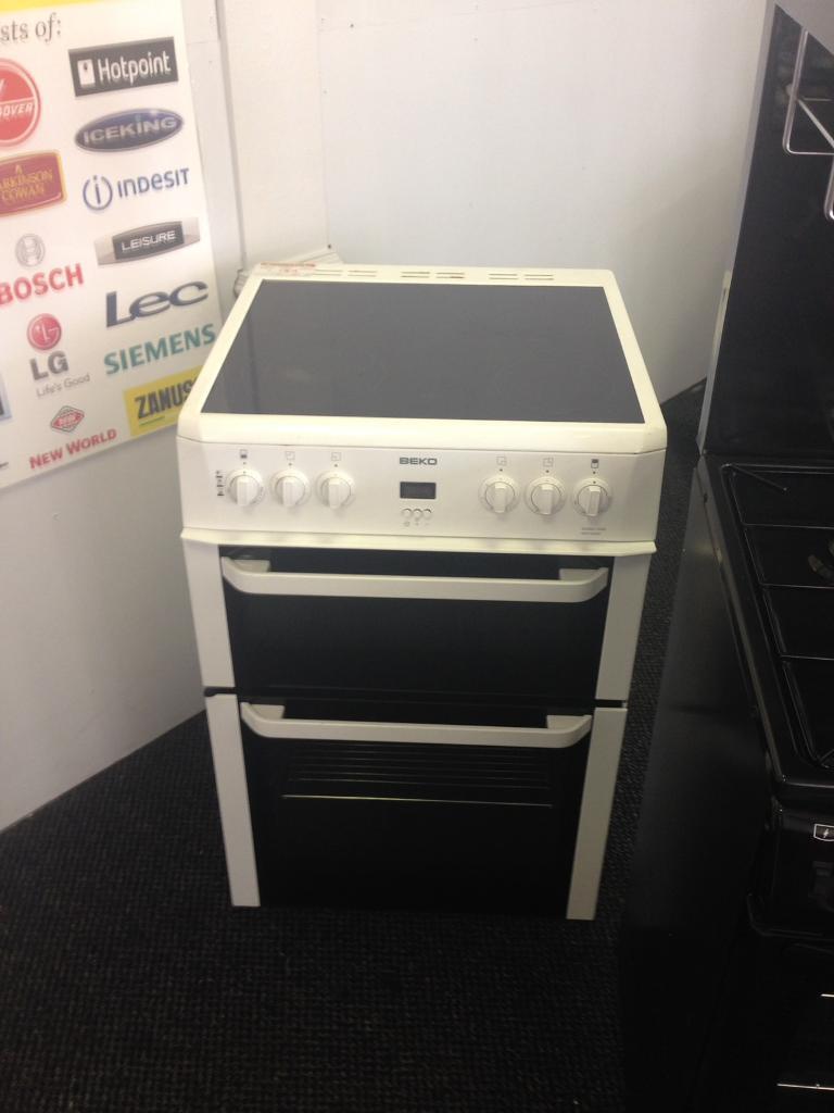 Beko 60cm Electric Cooker
