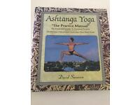 Ashtanga Yoga Book - David Swenson