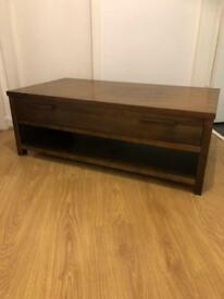Solid wooden unit/tv unit