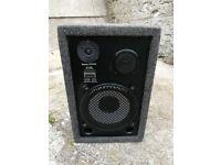 Professional Loudspeaker - Acoustic Response M-1220 Studio Monitor Liquid Cooled