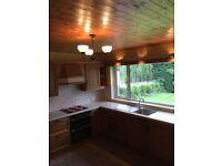 SOLID WOOD KITCHEN FOR SALE - EXCELLENT CONDITION - £600