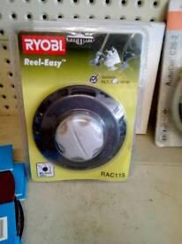 Ryobi reel-easy strimmer head