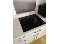 Zanussi Ceramic Electric Hob ZEV6140NBA, Boxed, V. Good Condition, Collection Only, £90!!