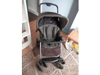 Mothercare buggy ,big bag clothes .