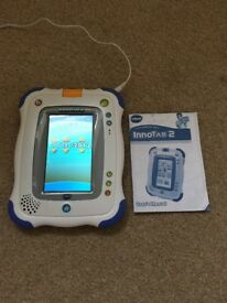 V-tech innotab 2 with wall charger