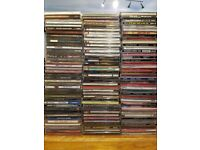 OVER 1200 CDs - PUNK, HEAVY METAL, ROCK, BLUES, INDIE, RARE TITLES, JOB LOT COLLECTION