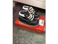 Younger girls size 5 kickers