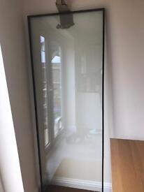 Large double glazed unit from patio door
