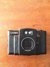Lomography LC Wide, great condition with film and batteries