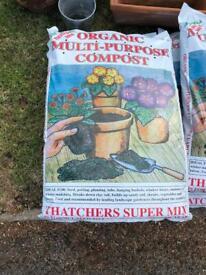 Thatchers Multi Purpose Super Organic Compost 40 litres