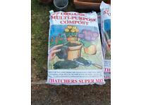 Thatchers Compost Multi Purpose Super Organic 40 litres
