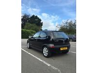 Vauxhall corsa SXI 1.2 black with alloys, low mileage, good condition. 11 Months MOT. GREAT CAR.