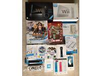 Nintendo Wii & Games & Accessories
