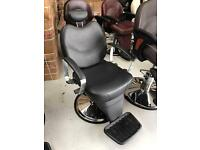 New Black reclining salon barber chairs for hair cutting BX-1045B,more than 100 chairs available