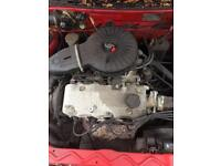 SUZUKI SWIFT MK2 1996 1.3 8V ENGINE & AUTOMATIC AUTO GEARBOX COMPLETE IDEAL FOR EXPORT