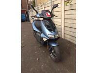 Aprilia sr 70cc reg as 50cc moped scooter Vespa Honda Piaggio Yamaha gilera Peugeot