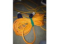Ship to shore power cable