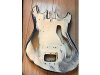 Guitar parts job lot