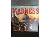 Madness Album vinyl never used