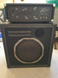Half Stack Bass amp - £50 sold as seen