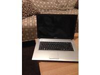 Black Samsung laptop