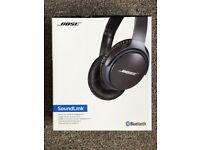 Bose SoundLink Around-Ear Wireless II - Black