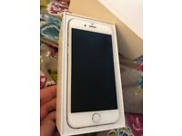 iPhone 6, 16gb, unlocked , silver