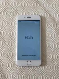 APPLE IPHONE 6 64GB UNLOCKED SLIVER MINT CONDITION
