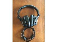 Audio Technica Noise Cancelling Headphones (ATH-ANC9 QuietPoint®)