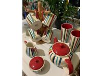 Bargain! Whittard Tea and Coffee set (11 pieces)