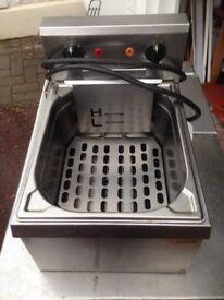 Single Electric Fryer