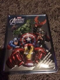 Avengers Assemble Activity Tin
