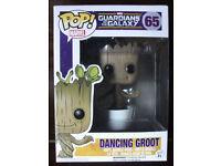 Guardians of the Galaxy Dancing Groot Pop Vinyl # 65