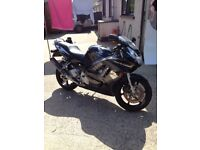 Cbr 600 fw motorbike 1 owner from new immaculate condition