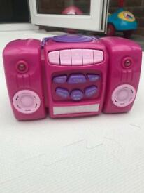 Chad Valley CD Player