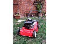 Petrol mower, Sovereign Briggs and stratton