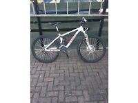 Trek mountain bike. Near new condition.
