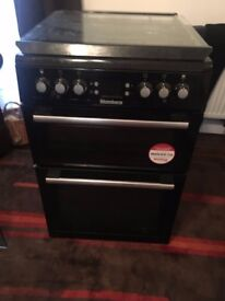 Gas Cooker Double Oven