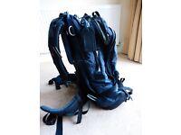 Berghaus Spirit 70 + 15 rucksack Ideal for budget gap year travels
