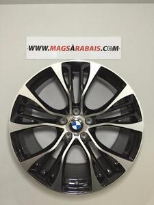 Mags BMW x5 x6 18 19 OU 20 pouces ! Mags a rabais 418-478-2788