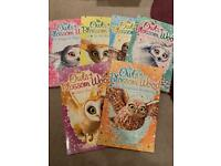 The Owls of Blossom Wood Set