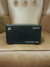 Kenwood kps10 A power supply