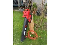 Fairway leaf blower or collector