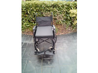 Lomax Self Propelled Wheelchair