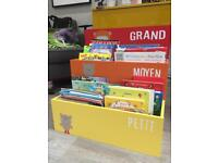 Vertbaudet Children's Bookcase - reduced