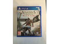 Assassins Creed IV Black Flag (PS4)