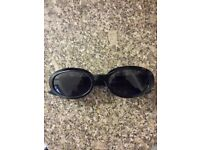 GUCCI SUNGLASSES BEAUTIFUL WITH G LOGO BOTH SIDES